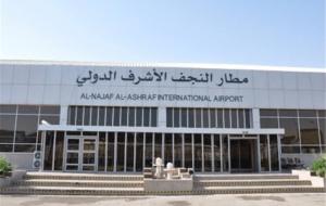 پروازهای ایرلاین های ایرانی به فرودگاه نجف لغو شد