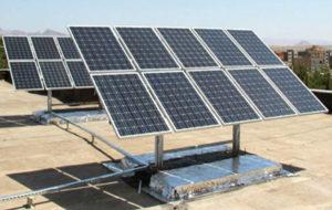 آزمایشگاه تست تجهیزات خورشیدی راهاندازی شد