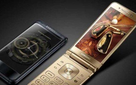 سامسونگ موبایل تاشو با دوربین قدرتمند رونمایی کرد