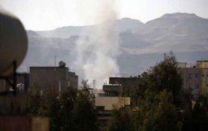 حمله جنگندههای سعودی به پایتخت یمن