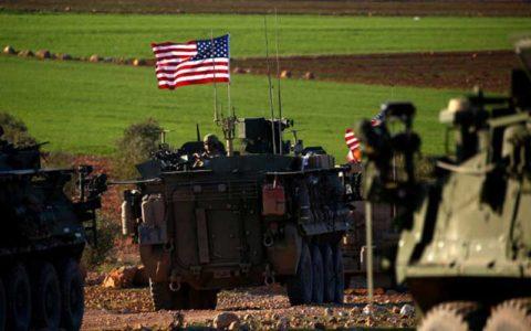 افزایش احتمال برخورد ایران و آمریکا در سوریه با استراتژی جدید واشنگتن علیه ایران