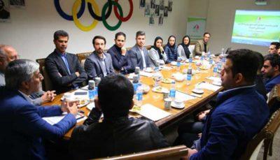 6 نفر منتخب کمیسیون ورزشکاران برای انتخابات کمیته فردا مشخص میشوند