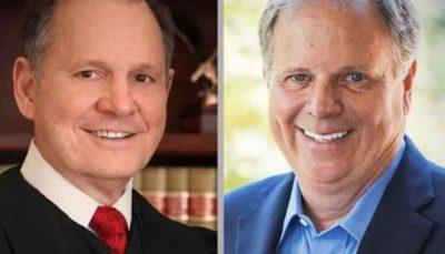 دادستان آلاباما «داگ جونز» را برنده نهایی انتخابات سنا اعلام کرد