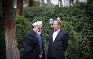 سخنگوی اعتماد ملی: خروج جهانگیری از دولت برای انتخابات ۱۴۰۰ به صلاح نیست