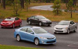 فروش خودروهای ژاپنی در آمریکا 20 درصد افزایش یافت