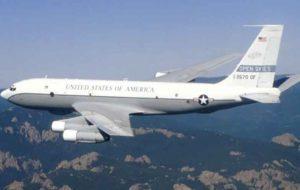 اِعمال محدودیت بر پرواز هواپیماهای دیده بانی آمریکا بر فراز روسیه