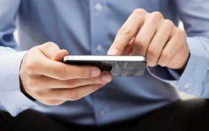 دستورالعمل ایالت کالیفرنیا برای دوری از موبایل
