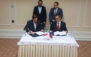 امضای توافقنامه مالی بین بانک های ایرانی و روسی