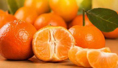 قبل از خواب نارنگی بخورید