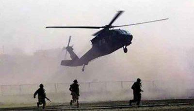 سانا: بالگردهای آمریکایی داعشیها را از حسکه به جای نامعلومی بردند