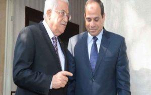 محمود عباس بهمنظور دیدار با السیسی وارد قاهره شد