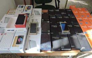 6 هزار موبایل قاچاق در ایران از کار افتاد