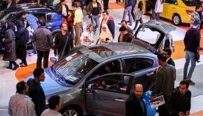 14 9 پژو 2008, خودروهای ایرانی