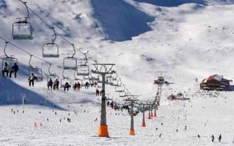 تائید دیزین برای میزبانی کلیه رقابت های اسکی