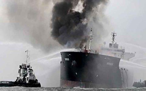 """توضیح متفاوت """"وال استریت ژورنال"""" درباره حادثه نفتکش ایرانی"""