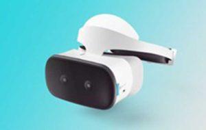 عرضه هدست مستقل واقعیت مجازی توسط گوگل و لنوو