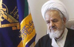 سخنان تند نماینده ولی فقیه در سپاه علیه دولت روحانی: کار دولتمردان نظریهپردازی نیست