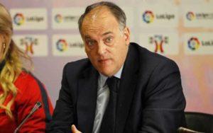 رئیس لالیگا: دوست دارم نیمار به فوتبال اسپانیا برگردد
