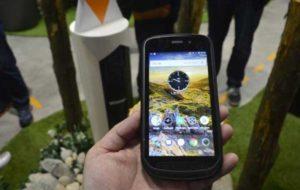 موبایل مقاوم به آب شور و تغییر دما ساخته شد