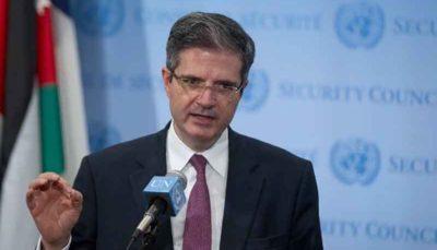 نماینده فرانسه: باید از اِعمال فشار خارجی بر ایران بپرهیزیم
