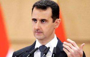 مخالفت بشار اسد با ایجاد پایگاههای نظامی ایران در سوریه