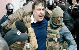 رئیس جمهوری سابق گرجستان به تحمل سه سال حبس محکوم شد