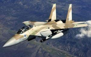 دومین جنگنده اسرائیل در کمتر از ۲۴ ساعت هدف قرار گرفت