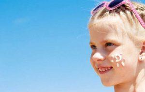 ۶ ناحیه از بدن که در برابر اثرات مخرب نور آفتاب، آسیب پذیرند