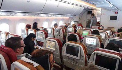 اینترنت ماهواره ای برای هواپیما فراهم می شود