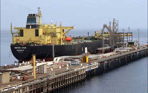 ۲.۵ میلیون بشکه نفتخام سوآپ به تهران رسید