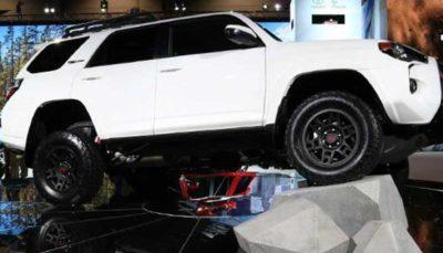29 24 تویوتا, محصولات TRD Pro, آفرودر, آفرودر تویوتا, نمایشگاه خودروی شیکاگو