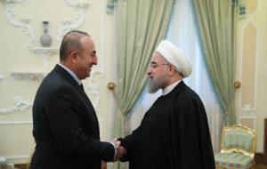 نتیجه انتقاد نرم روحانی از «شاخه زیتون»: اردوغان در کمتر از 24 ساعت چاووش اوغلو را به تهران فرستاد / آیا سیاست ترکیه در سوریه تغییر میکند؟