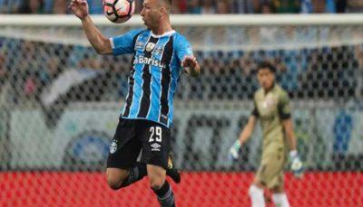 ستاره جوان گرمیو برزیل در آستانه توافق نهایی با بارسلونا