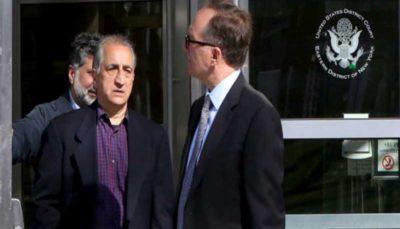 آمریکا مشاور سابق دفتر نمایندگی ایران را به ۳ ماه حبس محکوم کرد