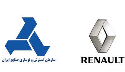 1 59 صنعت خودرو ایران, قرارداد ایدرو, شرکت رنو, بازار خودرو, خودروهای وارداتی