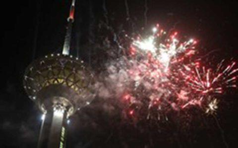 برج میلاد امشب به مدت یک ساعت خاموش میشود