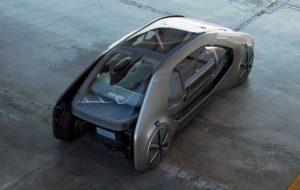 رنو خودروی مفهومی خود را رونمایی کرد