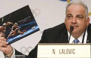 لالوویچ: نمیدانم رئیس فدراسیون کشتی ایران به چه دلیل استعفا کرده است!