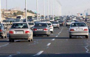 قزوین رتبه نخست تردد جاده ای کشور را به خود اختصاص داد