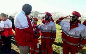 تشریح اقدامات صلیب سرخ در سوریه و عراق