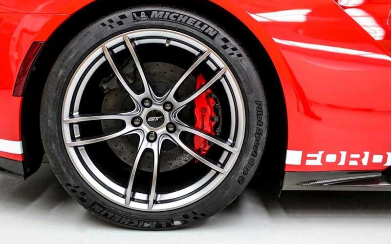 پیشنمایش هنسی از تیونینگ فورد GT