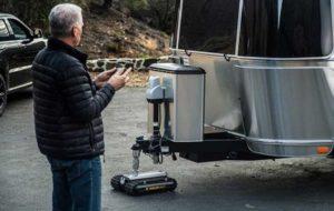 ساده شدن پارک کانتینرهای غول پیکر با یک ربات کوچک