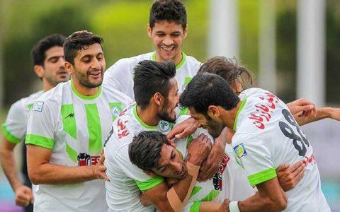 تیم منتخب هفته بیستوششم لیگ برتر فوتبال