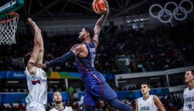 ۳۵ بازیکن به تیم ملی بسکتبال آمریکا دعوت شدند/ حضور وستبروک، کِری و لبران جیمز