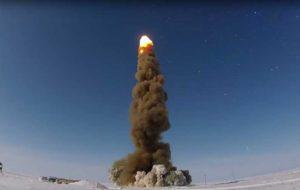 روسیه موشک جدید پدافند موشکی آزمایش کرد