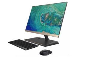 Aspire S24 باریکترین و جذابترین کامپیوتر All-in-One ایسر وارد بازار شد