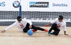مسابقات گلبال قهرمانی کشور در مازندران