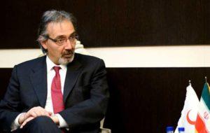 رئیس فدراسیون صلیب سرخ به ایران می آید