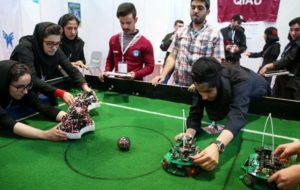 ورود رباتهای ایرانی به مرحله تجاریسازی