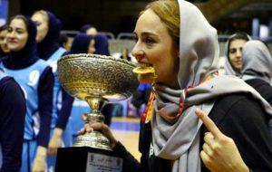 کاپیتان تیم بسکتبال بانوان نفتآبادان: به دنبال نمایشی خوب در غرب آسیا هستیم